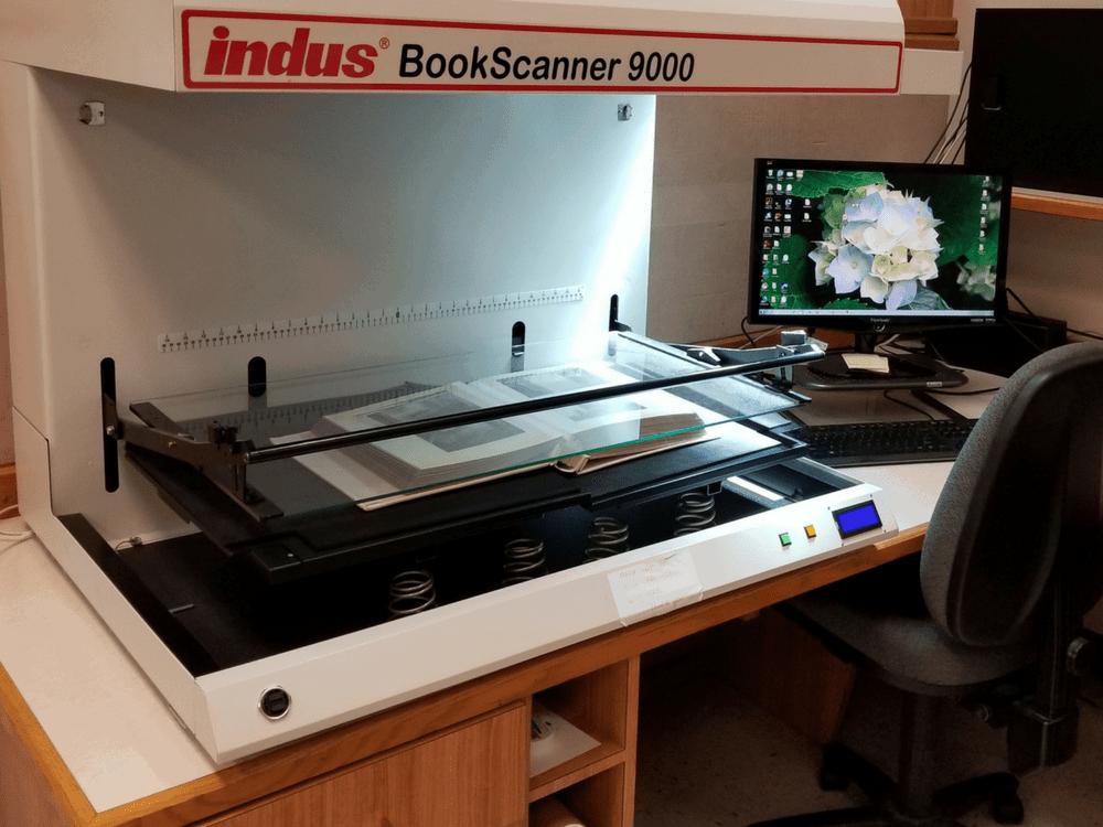 Book Scanning Service