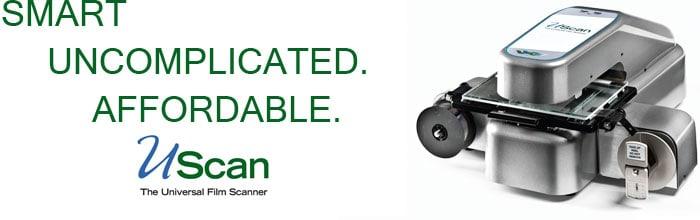 Uscan - Universal Film Scanner